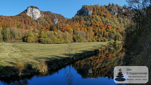 Im Donautal bei Beuron
