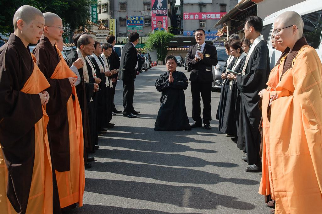《喪禮攝影》新北市立板橋殯儀館 / 洪府