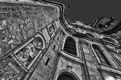 Front Facade of St James Cathedral (Colin Campbell Photography) Tags: austria baroque cathedralofstjames domzustjakob innsbruck tyrol