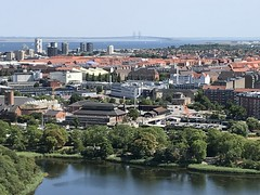 Köpenhamn 12 (greger.ravik) Tags: köpenhamn copenhagen dlg dlg18 dag2 denmark danmark öresundsbron bro bridge vy view utsikt