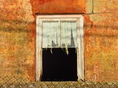 (anaritaperalta) Tags: poesia visual abandonado parede janela