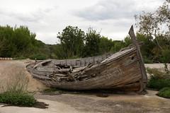 IMG_3061 Sa Rapita, Mallorca (Fernando Sa Rapita) Tags: baleares canon canoneos eos6d mallorca sarapita barca boat ship abandonado abandoned