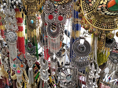 Ornaments (Madhusudan dv) Tags: ornaments jewellers jewelry bangalore karnataka india design womens random click street metal beautiful colorful object mobile pic girls favorite earrings shoot mobileclick