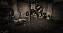Versus Garage (Carl Wardark Art Photo) Tags: versus garage httpmapssecondlifecomsecondlifeamethyst20cove14518530 httpversusslcom video httpswwwyoutubecomwatchvtctovzmhzcit21s