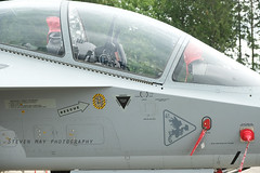 Aermacchi M-346 Polish Air Force (SPRedSteve) Tags: