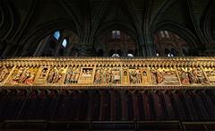 Notre Dame cathedral (abtabt) Tags: france paris church cathedral catholiccathedral architecture parisbanksoftheseine worldheritage notredame notredamedeparis d700sigma1224 sculpture