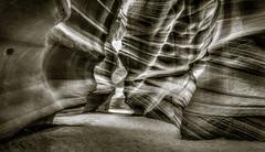 Canyon Walls (maberto) Tags: antelopecanyon arizona d7200 hdr nikon slotcanyon blackandwhite ©bradmaberto