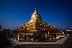 Shwezigon Pagoda | Bagan (dawvon) Tags: bagan historicalbuilding buddhism landscape asia southeastasia travel architecture myanmar mandalayregion stupa shwezigonpagoda pagoda burma mandalay republicoftheunionofmyanmar shwezigonpaya ပြည်ထောင်စုသမ္မတမြန် ရွှေစည်းခုံဘုရား nyaungu myanmarburma ပြည်ထောင်စုသမ္မတမြန်မာနိုင်ငံတော်