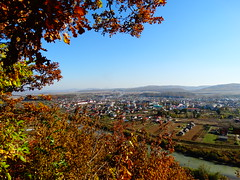 My hometown Beclean, Romania (Ovidiu S.) Tags: hometown beclean city romania sony hx hx300v dschx300 autumn color
