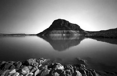 Elephant Butte (Mike Connealy) Tags: pinhole newmexico