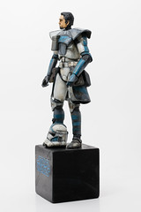 20181016-MJS_3495 (_m_sinclair) Tags: star wars clone trooper arc fives domino 501st 501 custom painted action figure