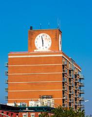 Soviet Time (Eridony (Instagram: eridony_prime)) Tags: newyorkcity newyorkcounty newyork nyc manhattan lowermanhattan eastvillage clock constructed1989 alphabetcity