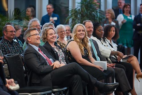 Empower Forward Reception, October 2018