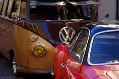 Ollioules fête Vintage 2018 (Loran de Cevinne) Tags: volkswagen combi ollioulles var provence france street rue fêtevintage2018 vintage voitures voituresanciennes