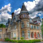 Paris Ontario - Canada - Penmarvian Retirement Home -  AKA - Riverview Hall - Heritage thumbnail