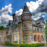 Paris Ontario - Canada - Penmarvian Retirement Home -  AKA - Riverview Hall - Heritage thumbnail