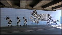 Essen - Krampestraße (abudulla.saheem) Tags: graffiti art kunst streetart urbanart krampestrase essen ruhrpott ruhrarea ruhrgebiet nrw germany deutschland panasonic lumix dmctz31 abudullasaheem