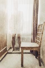 Room 35, Hotel Am Markt, St Goar (pni) Tags: whereiam hotelhobbies nude naked me self selfportrait man body leg foot chair room35 hotel ammarkt stgoar ger18 germany deutschland pekkanikrus skrubu pni interior