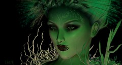 Wickedly Beautiful.... (Lacie Anne) Tags: ice queen irrisistible shop fantasy winter christmas snow