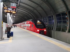 12.10.18: DME Moscow (denn22) Tags: dme moscow russland russia 2018 october denn22 s9 train airport