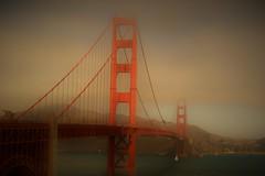 Golden Gate (mara.arantes) Tags: bridge ponte california mood sanfrancisco cloud mist sky