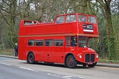 Metroline WLT 644 (tubemad) Tags: metroline london rm644 wlt644 routemaster cobham spring rally 462