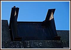 Point of no return (rasafo66) Tags: lapadu landschaftsparkduisburg landschaftsparknord duisburg blauerhimmel bluesky sonyalpha58 deutschland germany nrw nordrheinwestfalen sigma18200