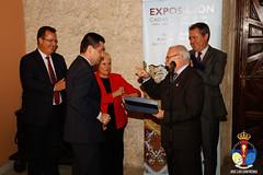 Inauguración exposición palio