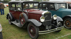 1930 Studebaker Dictator Classic Car. (Branxholm) Tags: vintage sports rally touring petrol gas rust rubber british tarseal road map seal highway collector carburettor