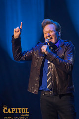 conan and friends 11.7.18 photos by chad anderson-7421 (capitoltheatre) Tags: thecapitoltheatre capitoltheatre thecap conan conanobrien conanfriends housephotographer portchester portchesterny comedy comedian funny laugh joke