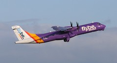 FlyBe ATR-72 G-ISLI TO SOU 210918 (kitmasterbloke) Tags: sou southampton aircraft aviation airliner transport hampshire outdoor