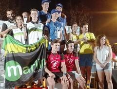 Campeonato de Madrid Triatlon Supersprint Villabilla Team Clavería podio 5