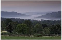 Hope valley (Darren Knight Photo) Tags: hope valley peak district mist sunset sunrise trees sky canon photos darren knight photo hiking vanlife