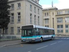 RVI Agora S n° 481 (ex-STAR Rennes) (Busreims51) Tags: twisto rvi agora s exrennes