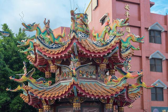 台南の定番観光名所24選|レトロ街・グルメ・モール