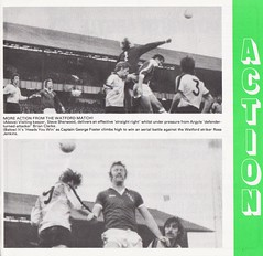 Plymouth Argyle vs Oxford United - 1978 - Page 7 (The Sky Strikers) Tags: plymouth argyle oxford united home park the official match magazine football league division three 20p