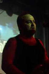 Deathboy: BEAT:CANCER Winter Tour 2018: Electrowerkz, N1: 13-Oct 2018 (amodelofcontrol) Tags: gig beatcancer london electrowerkz deathboy