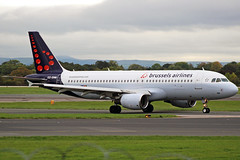 Brussels Airlines Airbus A320 OO-SNM (Sam Pedley) Tags: oosnm airbus a320 brusseslairlines egcc manchesterairport man sn2173 sn bel runwayvisitorpark rvp ringway vehicle aircraft airplane airliner jet jetliner civilaviation passengeraircraft