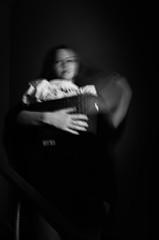 (lisa_nikolajeva) Tags: 8 black blackandwhite bw clothing composition domestic elegance elegant exposure expression face fashion human lady looking lowkey mart model monochrome one people person portrait posing silhouette women