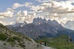 DSC_8351 (littleirons) Tags: panorama landscape lavaredo tre cime trecime alpi montagne