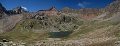 Lago Lussert (iRe V) Tags: intervallivo 102 lussert grauson lakes pass laures emilius cogne vda aosta valley valle