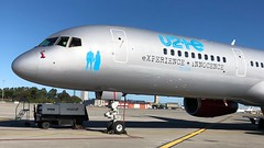 9H-AVM (Dub ramp) Tags: 9havm jetmagic boeing 757 b757 b757200 b752 eidw dublin airport dub u2