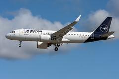 D-AINL Lufthansa Airbus A320-200N London Heathrow (rmk2112rmk) Tags: dainl lufthansa airbus a320200n london heathrow a320200 neo egll lhr airliners airplane jet jetliner planespotting spotting airliner aircraft airport plane aviation civilaviation