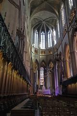 Cathédrale Notre-Dame de Rodez (bernarddelefosse) Tags: cathédralenotredame rodez aveyron occitanie france église