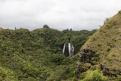 Opaekaa Falls (xythian) Tags: hi kauai opaekaafalls