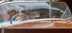DSC_7894_4898. Motonautica in piazza - Motoscafo Riva - Nautical exhibition - Riva motorboat (detail) (angelo appoloni) Tags: liguria mostra nautica motoscafo riva particolare signora al timone clienti seduti bar nautical exhibition motorboat detail lady helm customers sitting