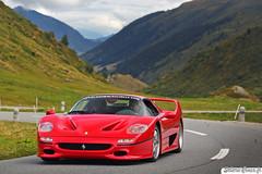 Ferrari F50 (Sellerie'Cimes) Tags: ferrari f50 andermatt supercarownerscircle v12 supercar hypercar