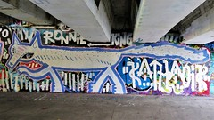 Kathaoir / Keizerviaduct - 4 okt 2018 (Ferdinand 'Ferre' Feys) Tags: gent ghent gand belgium belgique belgië streetart artdelarue graffitiart graffiti graff urbanart urbanarte arteurbano ferdinandfeys