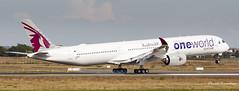 F-WZNK //A7-ANE Qatar Airways Airbus A350-1041 MSN 141 (Flox Papa) Tags: fwznk a7ane qatar airways airbus a3501041 msn 141