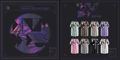`M.BIRDIE / Binzy dress x K9 (Moni ` M.birdie) Tags: sl secondlife slfashion slitem slclothing fashion mbirdie